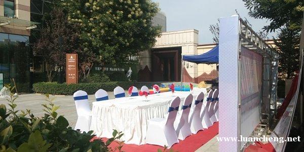 灯光音响租赁、舞台桁架出租、桌子椅子出租 - 栾城庆典设备租